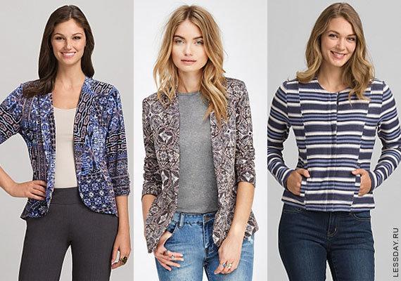 Модные женские пиджаки 2015: фото блейзеров и жакетов