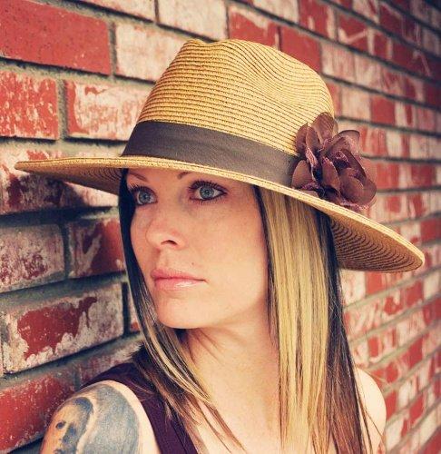 Модные женские шляпы весна-лето 2015 (45 фото)