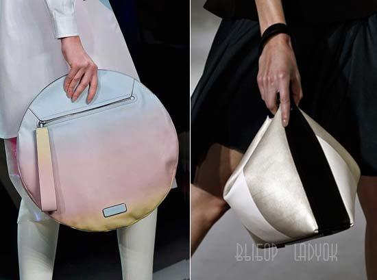 Модные женские сумки весна-лето 2015: основные тенденции, фото