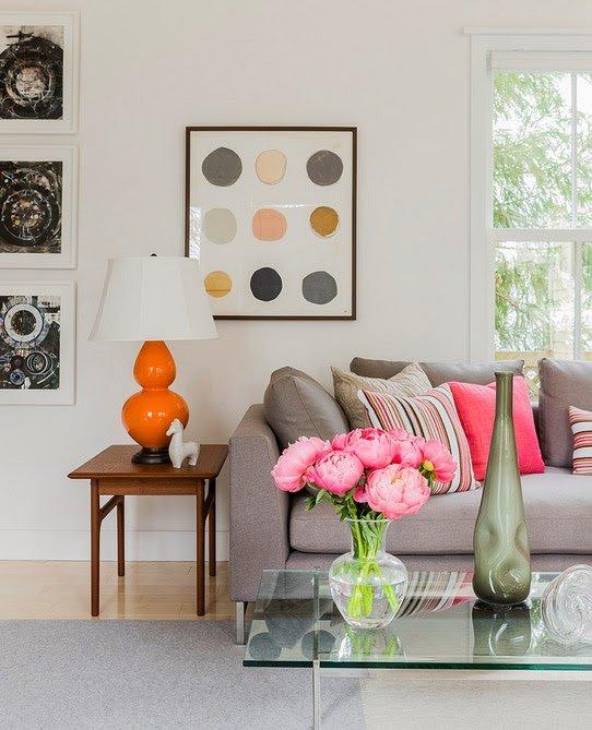 Настольные лампы в интерьере | Sweet home