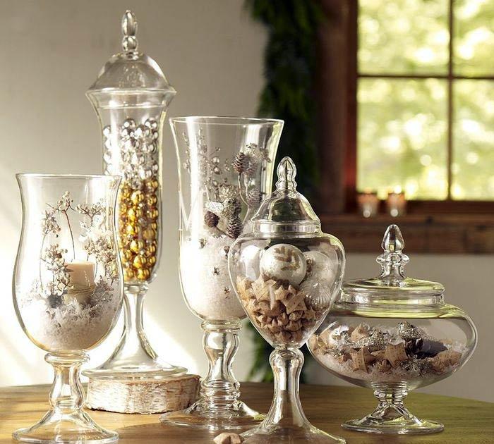 Новогодние идеи декора от Pottery Barn