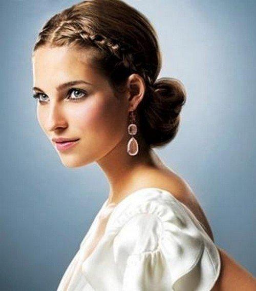 Причёски в греческом стиле на длинные волосы