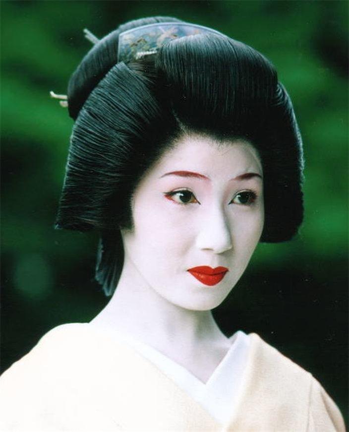 Причёски в японском стиле | Всё о Японии и обо всём японском