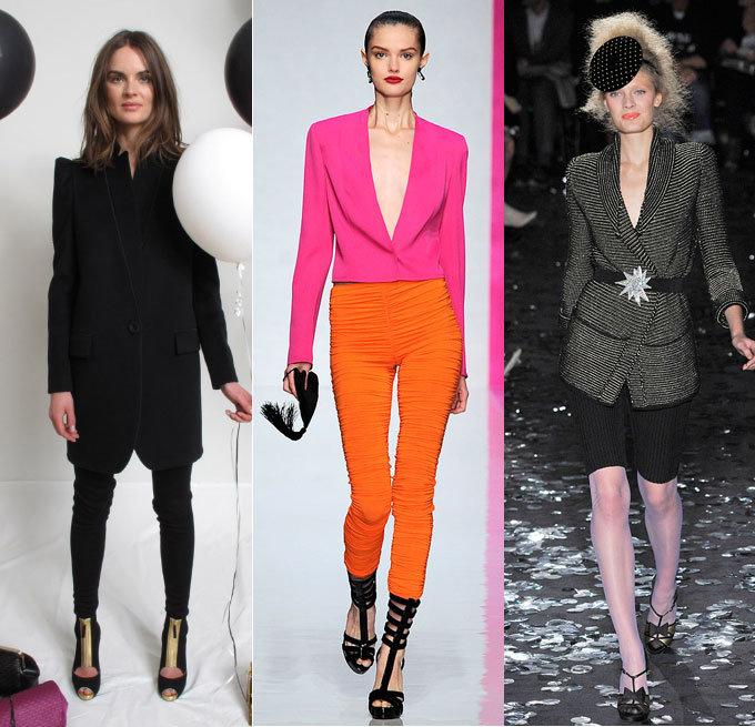 С чем носить леггинсы: актуальные рекомендации |Осень-зима 2015-2016 на Fashion-fashion.ru