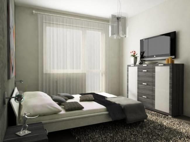 Спальня в стиле минимализм, примеры с фото и видео, идеи дизайна | Все о дизайне и ремонте дома