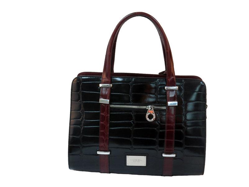 Сумка женская Nobel N-002-8513 черн/красн купить в интернет-магазине. Посмотреть фото, почитать отзывы, сравнить цены. Бесплатная Доставка
