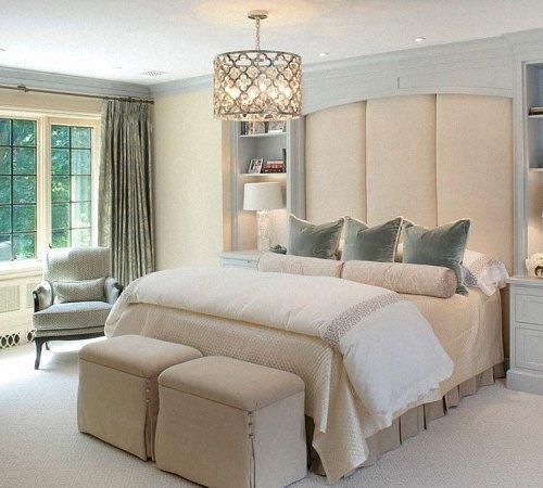 Светильник для спальни: фото, выбор, установка | Строительный портал