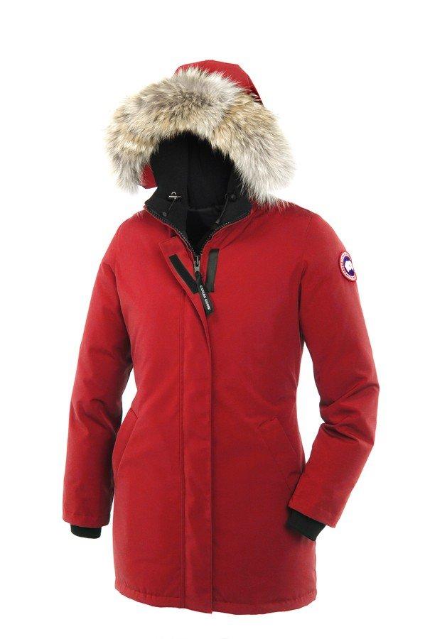 Утепленная куртка Canada Goose Victoria (Redwood) 3037L - купить в Москве в интернет магазине Wikimart.