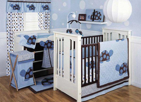 Выбираем кроватку для новорожденного :: Фото красивых интерьеров