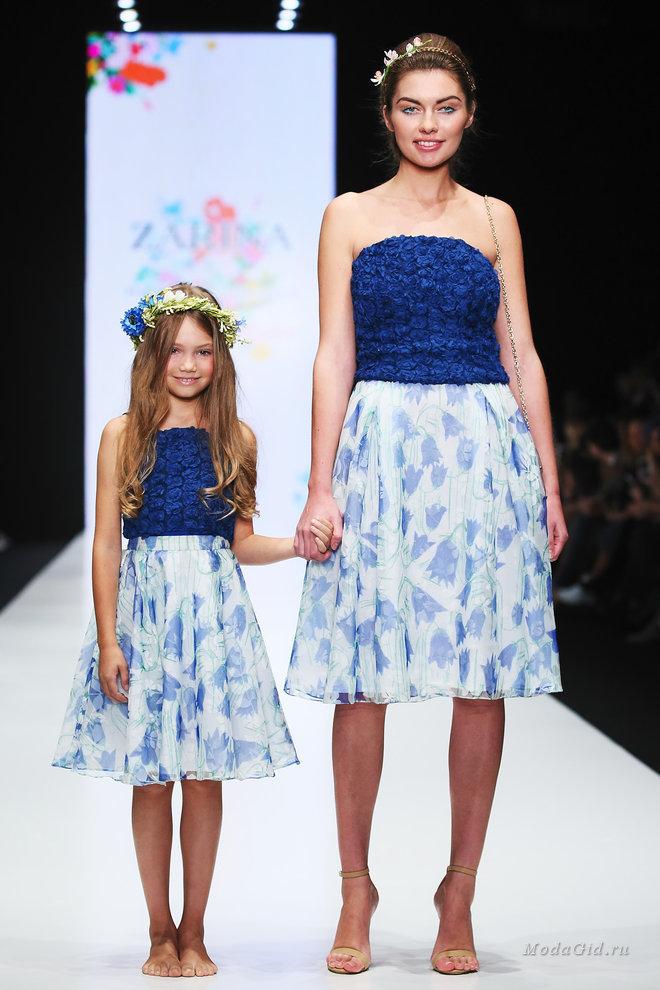 Женская мода: Zarina, весна-лето 2016