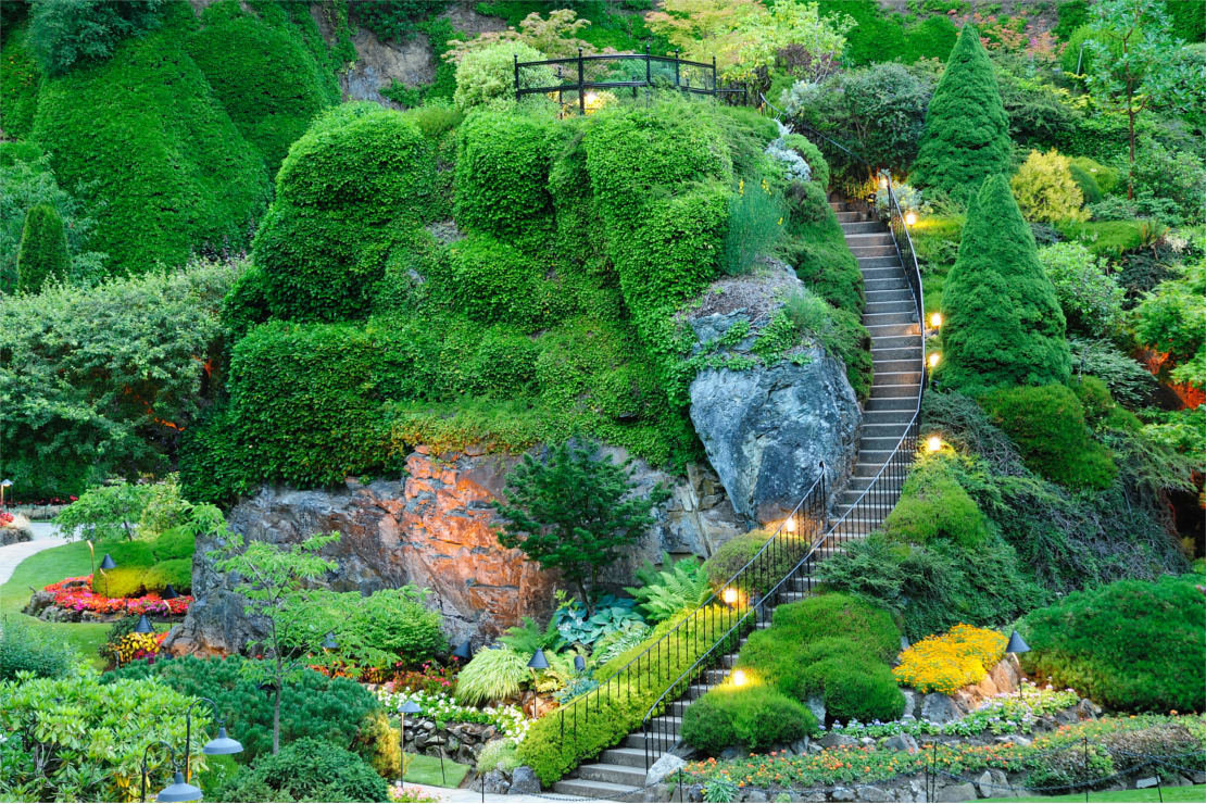Самые красивые парки мира фото