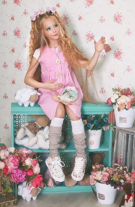идеи фотосессии в стиле куклы барби нам