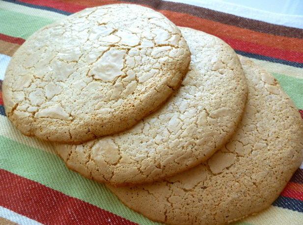 миндальное печенье рецепт с фото