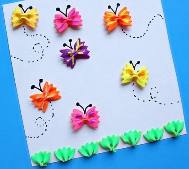 Открытки серии, сделать открытку с бабочками ребенку