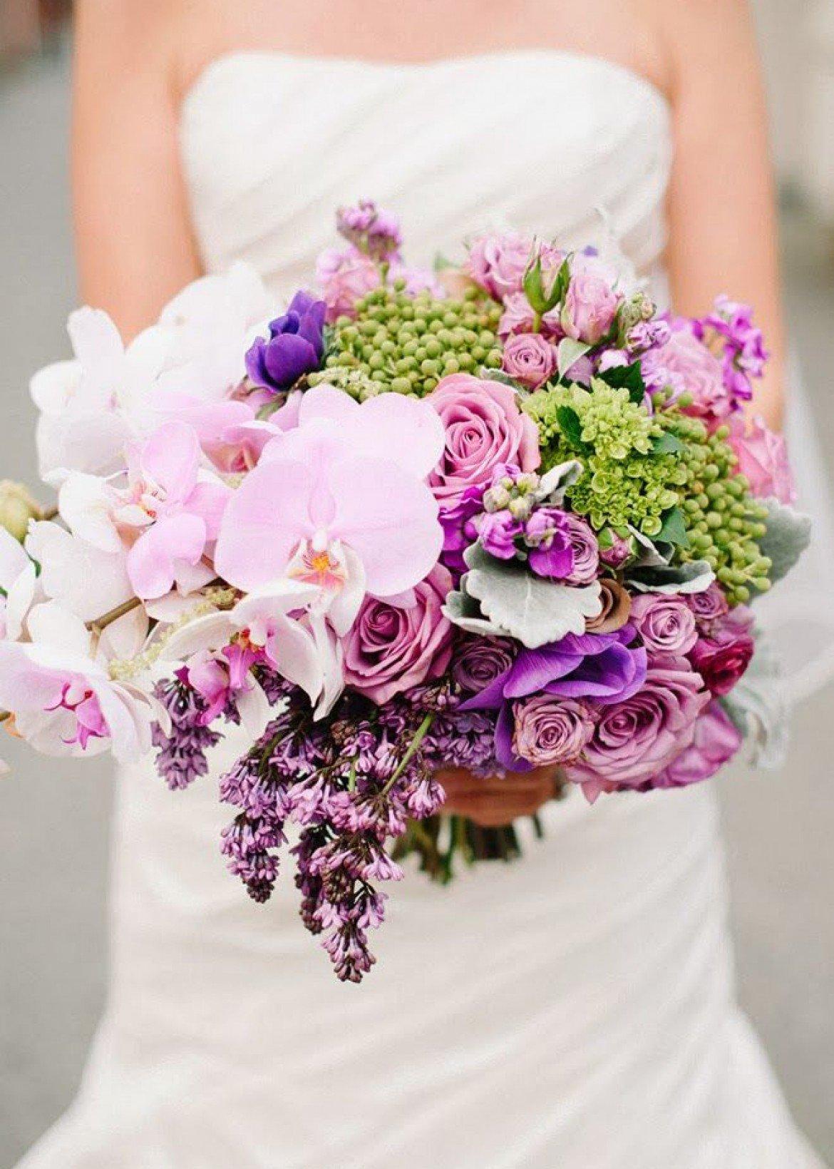 Подбор цветы в букет невесты, букет павловском