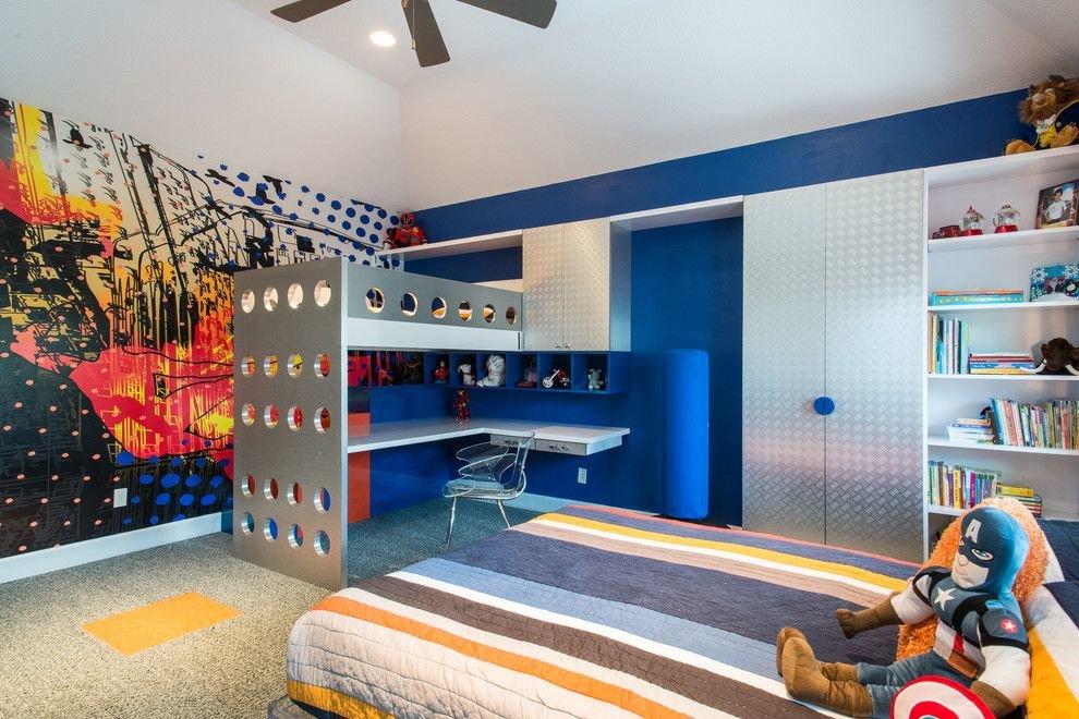Фото крутых комнат для мальчиков