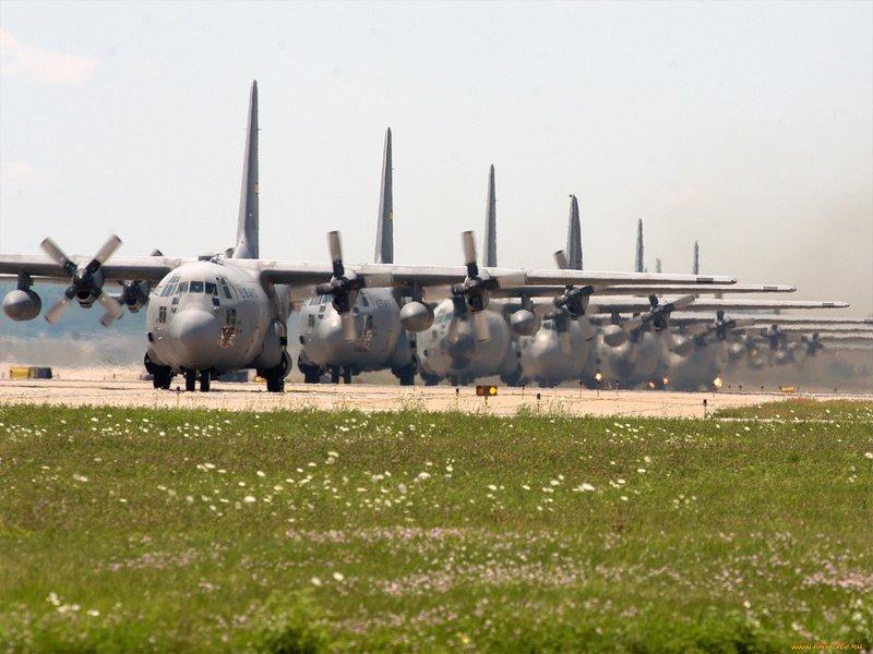 Военно-транспортные самолёты