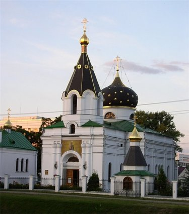 церковь святой равноопостольной марии магдалины