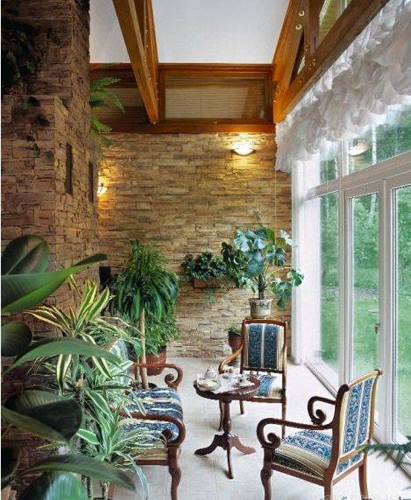 """Красивая оранжерея на балконе"""" - карточка пользователя ponak."""