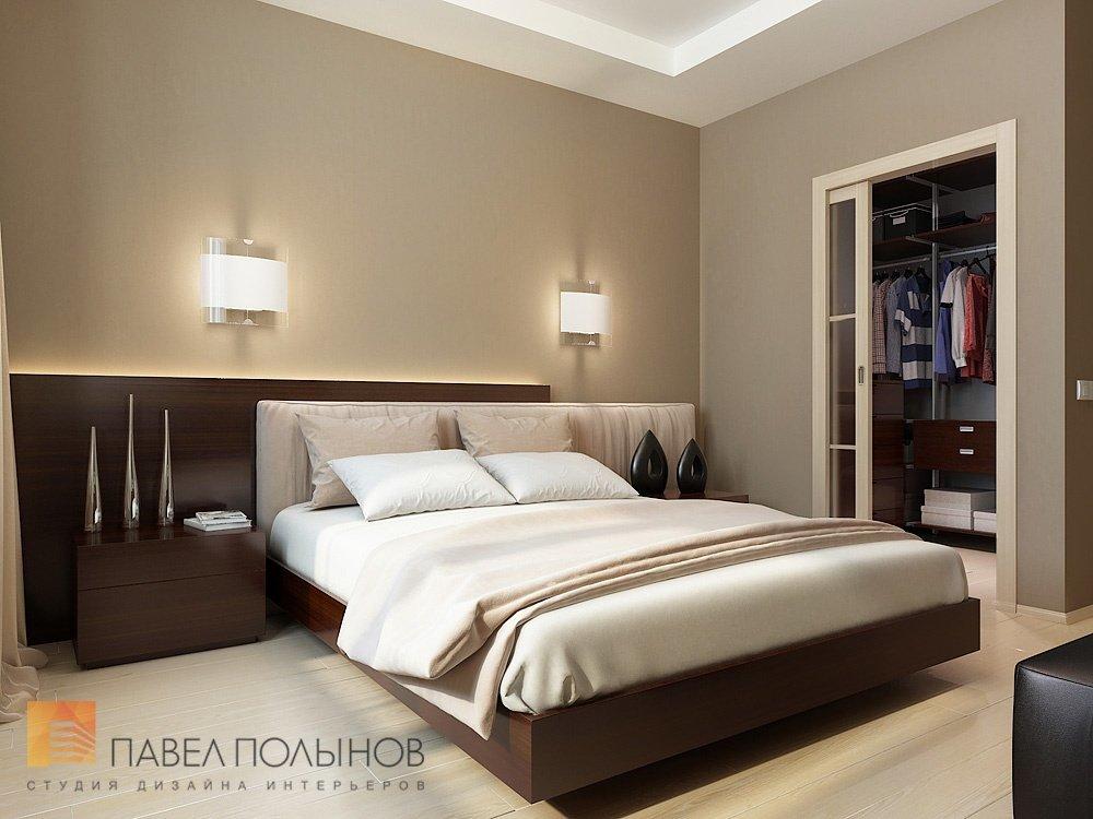 Спальни 14 кв м с гардеробной