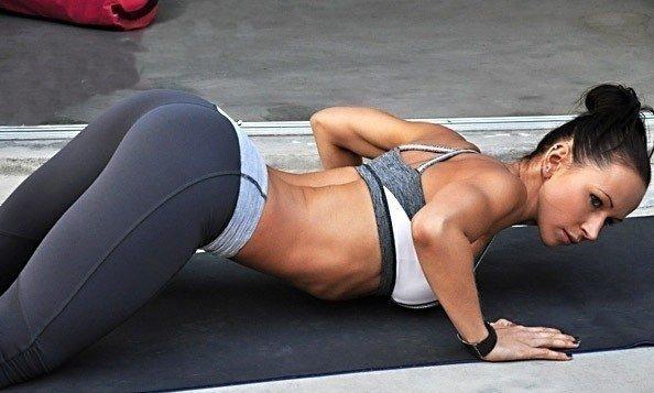 BIG APPLE: Фитнес-программа для новичков. Тренировка №3 - ноги и попа))