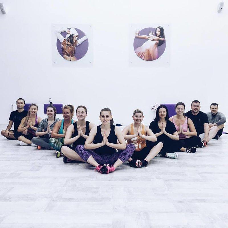 Фитнес-программа РЫВОК