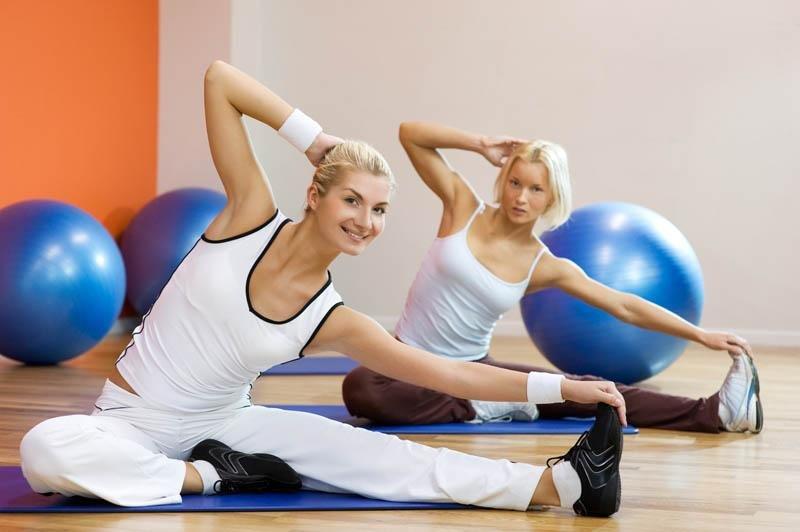 История возникновения и развития фитнеса