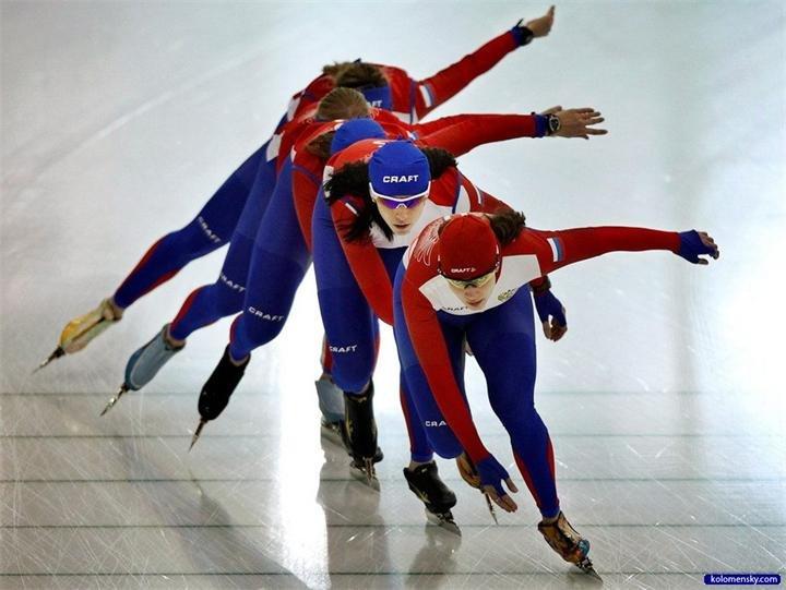 конькобежный спорт (олимпийские игры)