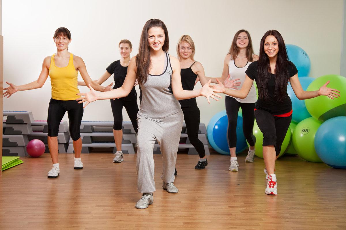 Направления танцевального фитнеса