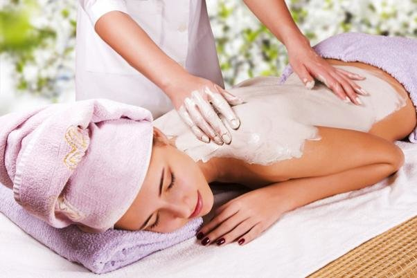 СПА программа «Soy-Soy массаж гоммаж» » Сеть салонов красоты класса люкс Итейра | Iteira.by