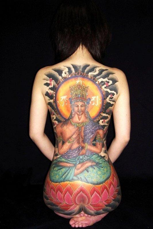 Тату на спине - Тату эскизы | Фото галерея | Идеи татуировок | 10GB фото