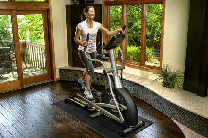 Тренажеры для дома: эллиптические тренажеры, беговая дорожка и велотренажер | вТему
