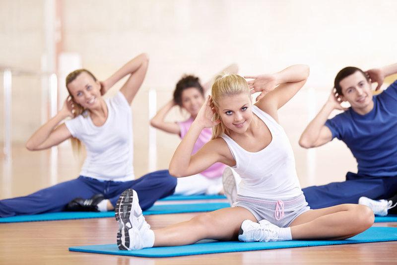 В чем польза фитнеса — Здоровье, Красота, Образ жизни | Моя газета