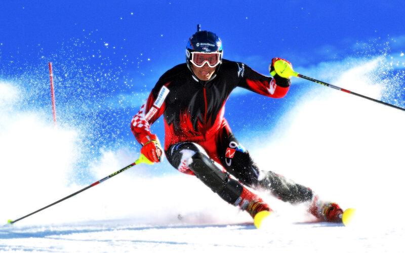 Выбор подходящих лыж