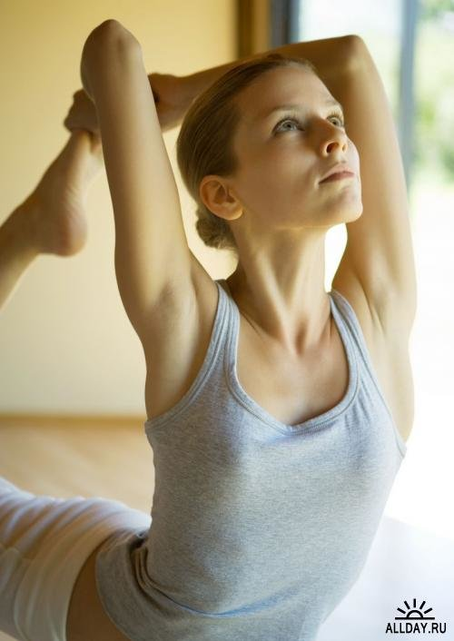 Zen Shui - Yoga pose