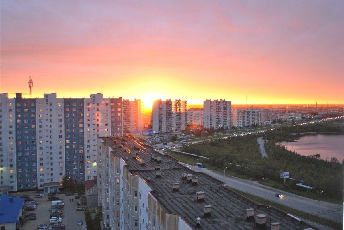 Картинки из города нижневартовска