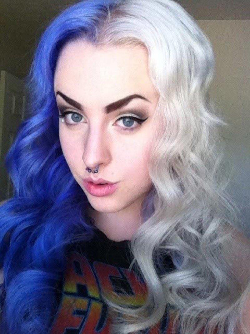 Во сне видеть разноцветные волосы