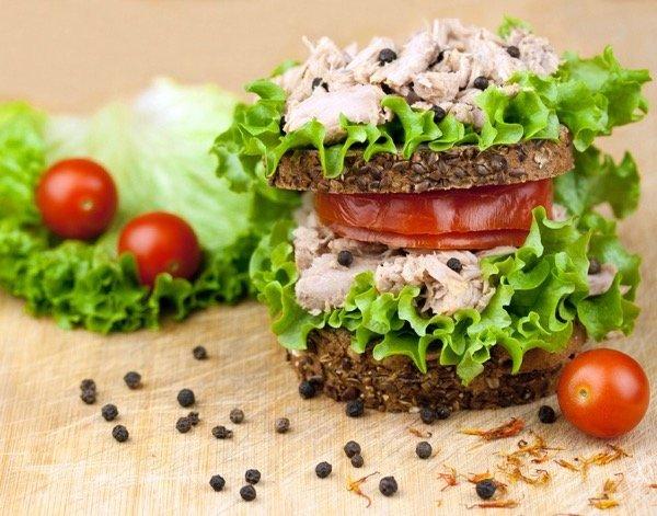 Бутерброды для пикника: лучшие рецепты