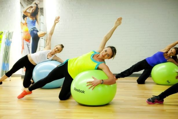 FitBall fitness classes | Jatomi Fitness