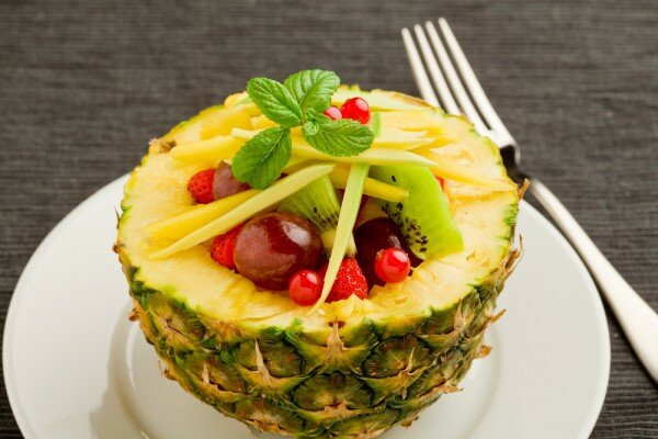 Фруктовые салаты: ТОП-5 летних рецептов - Кулинарные советы для любителей готовить вкусно - Хозяйке на заметку - Кулинария - IVONA - bigmir)net - IVONA