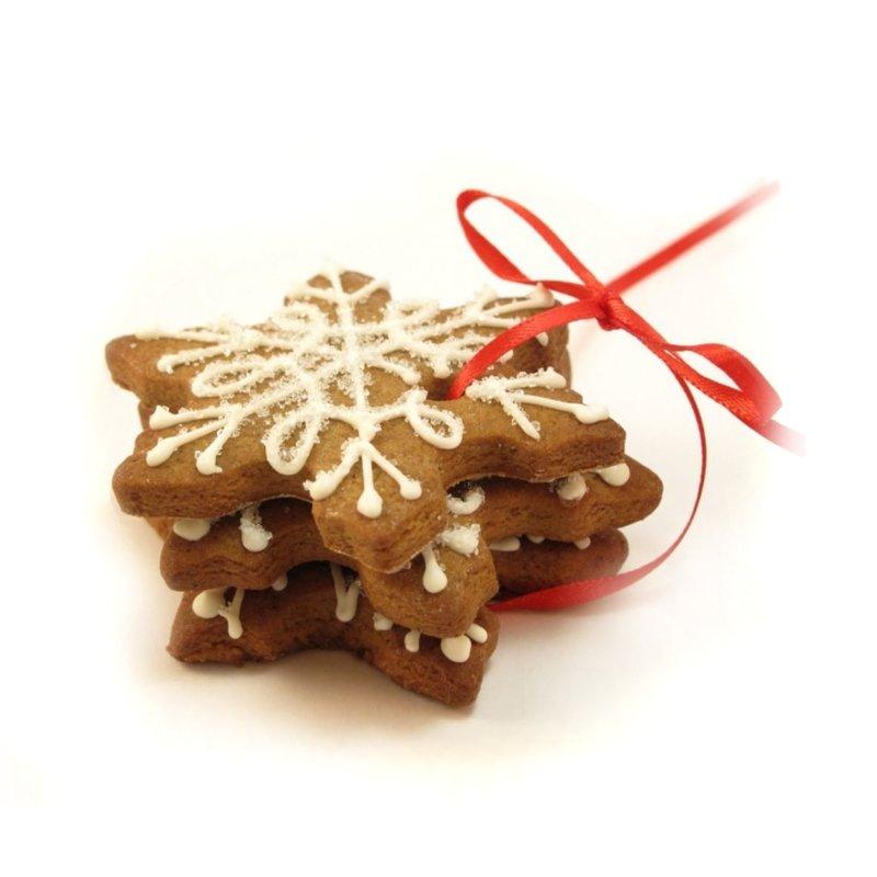 Имбирное печенье | Раконто