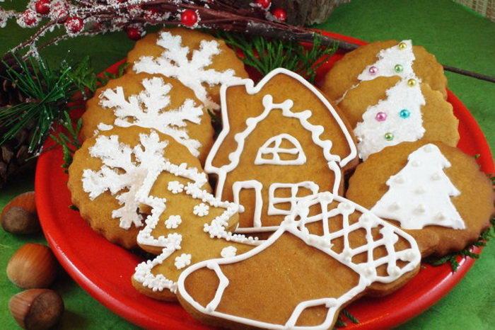Имбирное печенье с кардамоном. Фото: Sandra Shields/Epoch Times