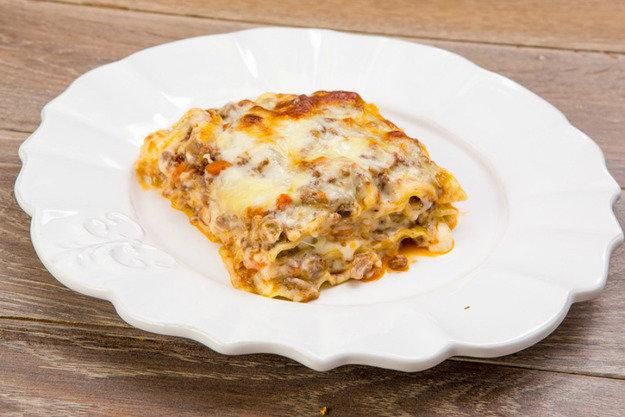 Итальянская кухня: Лазанья