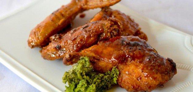 Итальянская кухня. Рецепт: Вкусный рецепт куриные крылышки в меду, в аэрогриле (фото)