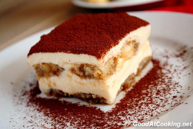Итальянский десерт - тирамису