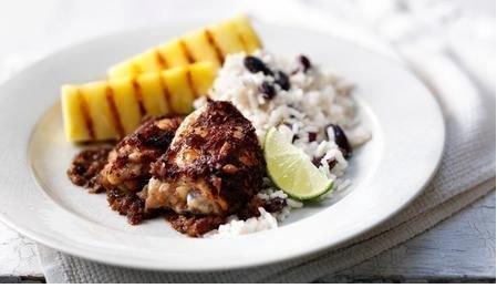 Карибская кухня, рецепт карибского цыпленка » Помощник путешественника