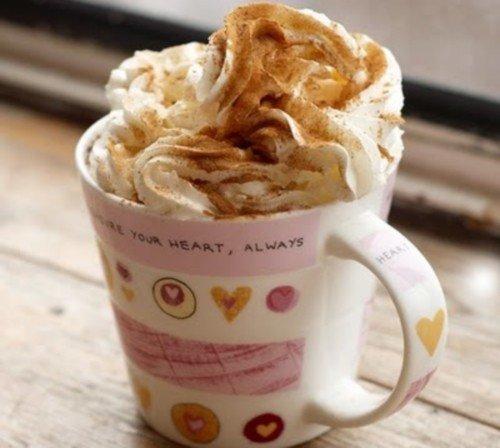 Кофе с мороженным