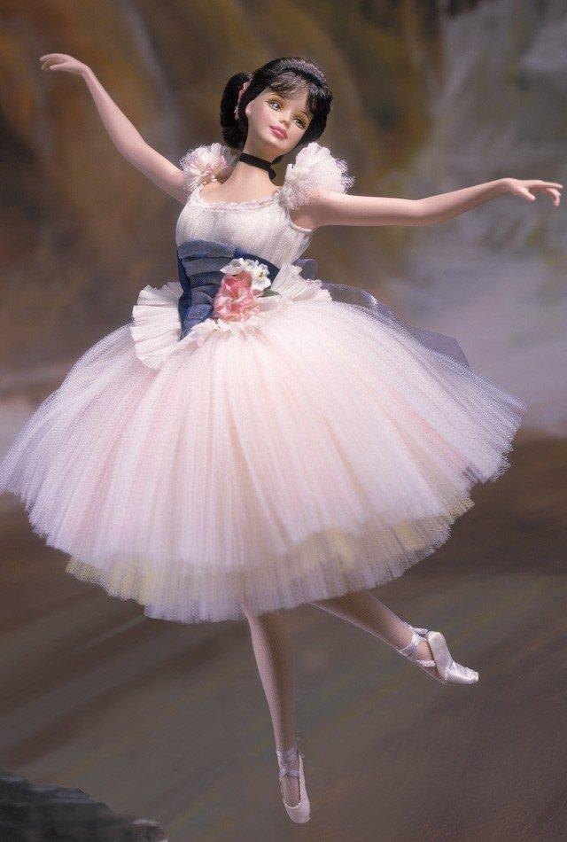 Кукла Барби Легче Воздуха Прима Балерина