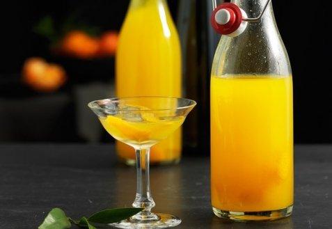 Мандариновый ликер   Алкогольные коктейли   Рецепты   ONLINE.UA