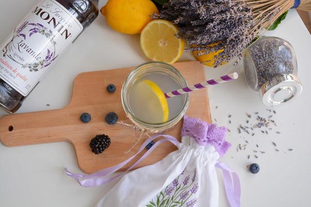 Ninelly: Lavander Lemonade